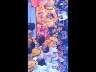 yagya at parmath asharam