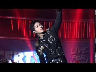 141115 [FANCAM] MyungSoo © Pepsi Concert