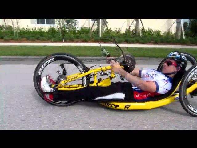 Adam Rose - Handcycle Racer