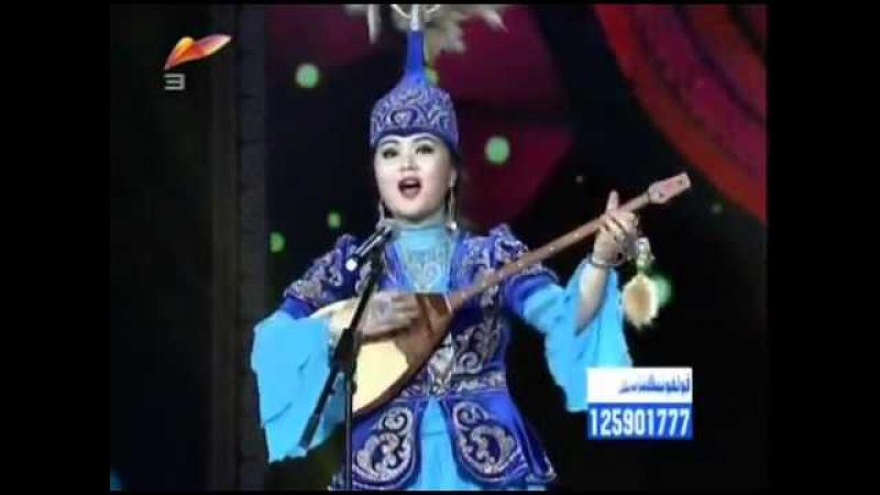 АЙСҰЛУ Алтай, Көктоғай. Сәния Өнерхан қызы.