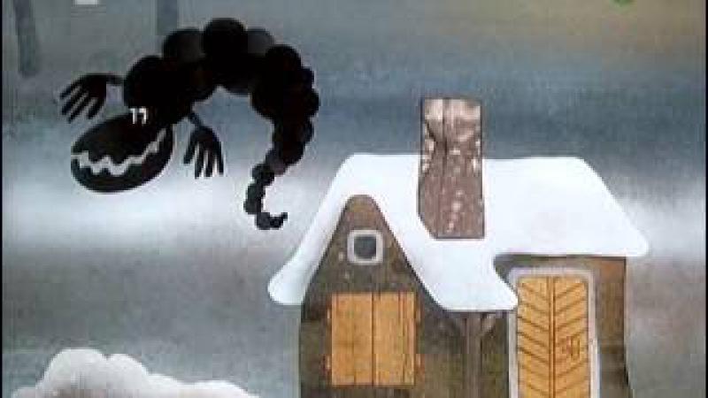 Vihuela a Kuklík Zimný spánok rozprávka pre deti