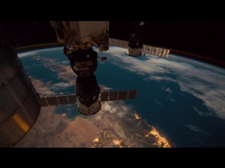 ISS Symphony - Timelapse of Earth from International Space Station - 4K
