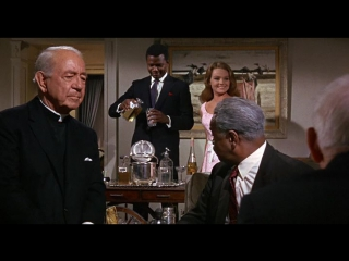 Угадай, кто придет к обеду/ Guess Who's Coming to Dinner (США, 1967)