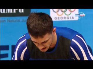 2015 European Weightlifting Championships 69 kg Men \ Чемпионат Европы