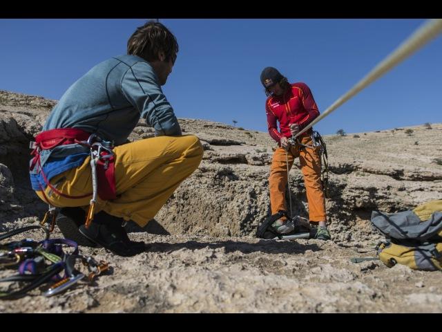 Into the Light - Glowacz and Sharma Set New Climbing Record