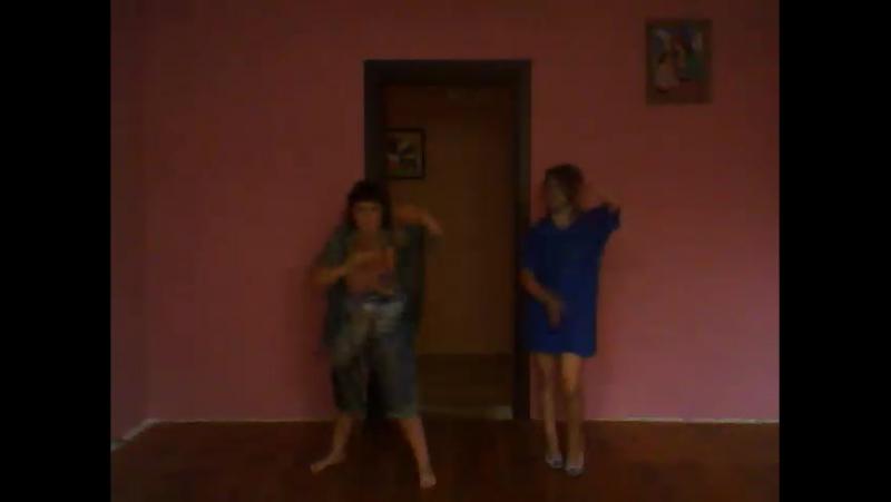 я з вітрянкою танець з вікторією
