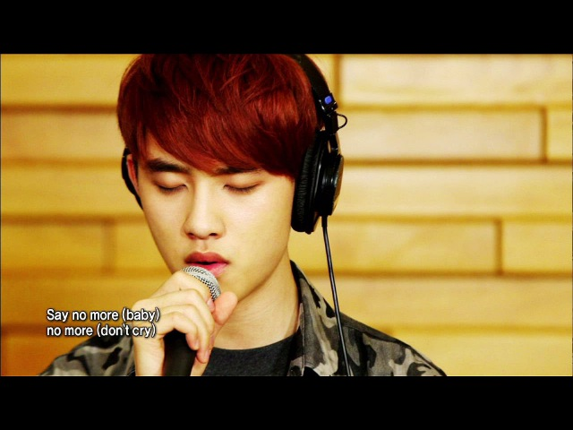 Global Request Show A Song For You Baby Don't Cry by EXO 2013 08 30