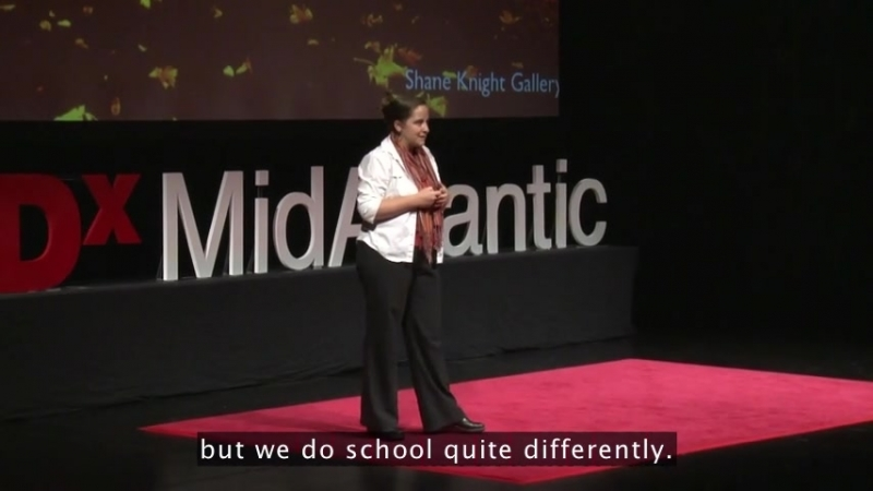 Ted talks Diana Laufenberg How to learn From mistakes