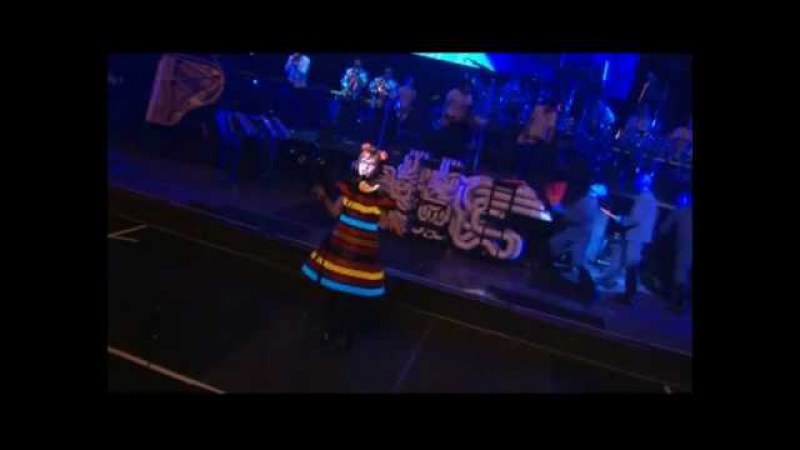 Blue Man Group w Venus Hum: I Feel Love best quality
