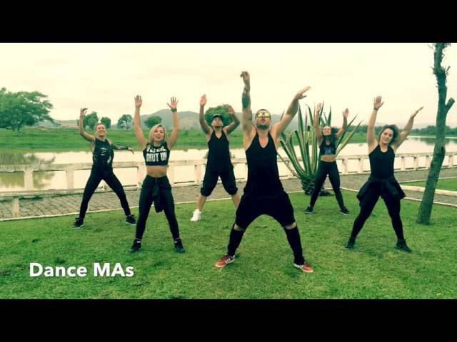 El Perdón - Nicky Jam Enrique Iglesias - Marlon Alves Dance MAs