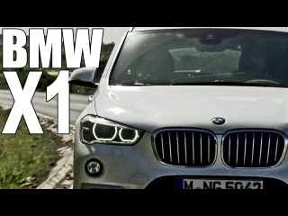 NEW 2016 BMW X1 - Official Trailer