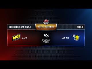 WGL GS NAVI vs  3 Season 2015 Final DAY 2
