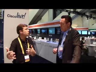Cisco преимущество Тумана с OSIsoft на IoX