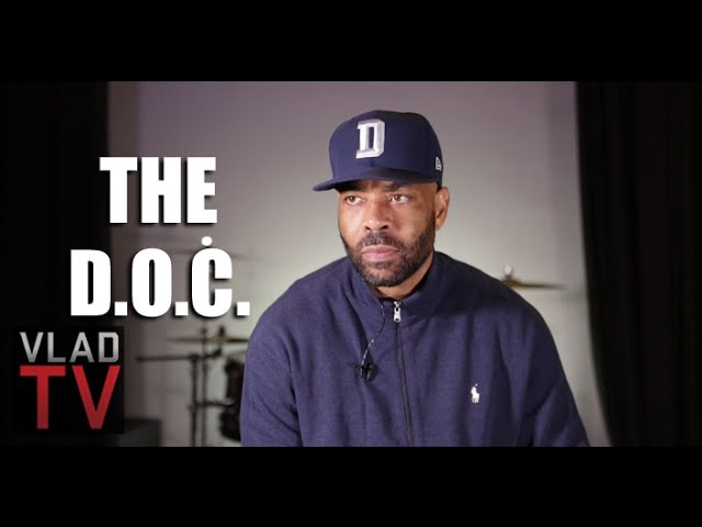 The D.O.C. Explains How He Hooked Up with Dr. Dre & NWA