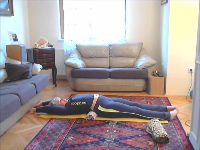 Худеем лежа Минус 4 см за 5 минут в день Метод Фукуцудзи