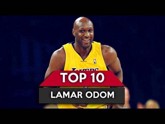 Lamar Odom's Top 10 Plays of his Career