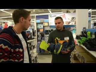 Выбор PRO сноуборд экипировки в Спортмастере