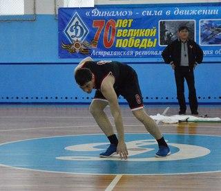 21.03.15. АБЛ. Динамо-УФСБ vs АЦКК - 64:61.