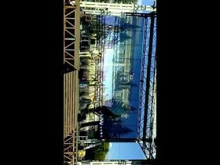 Рок фестиваль город Зеленодольск 15августа 2015