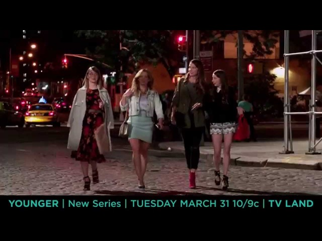 Younger Official Trailer 2 From the Creator of Sex and The City
