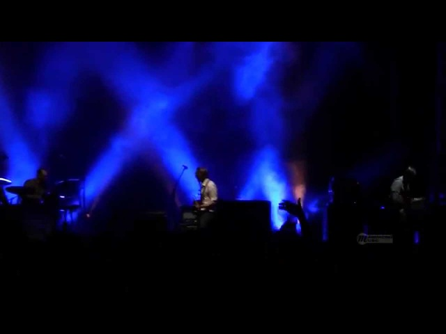 Death Cab for Cutie at Rifflandia 2014 Long Division