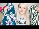 HAUL Онлайн покупки Choies 6ks Chicwish H M