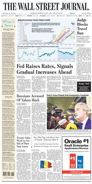 The Wall Street Journal March 16 2017 FreeMags