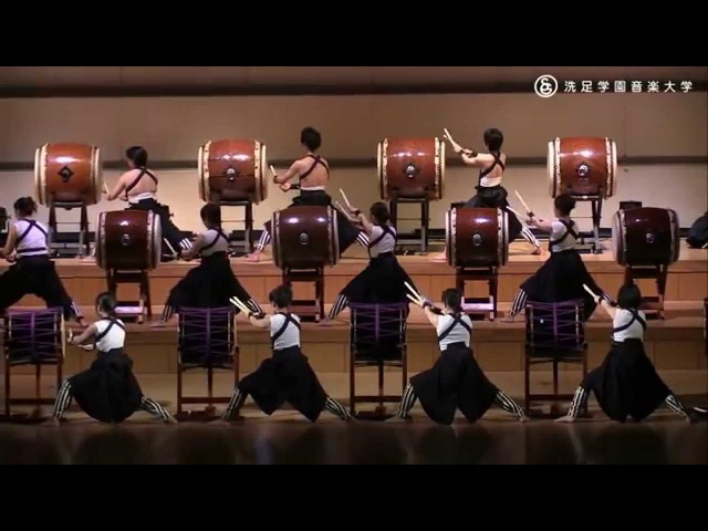 林英哲 / 海の豊饒(和太鼓アンサンブル)  Eitetsu Hayashi Fertility of the Sea (Taiko)