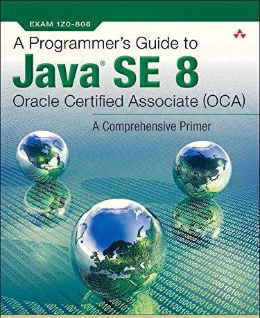 A Programmer's Guide to Java SE - Khalid A Mughal