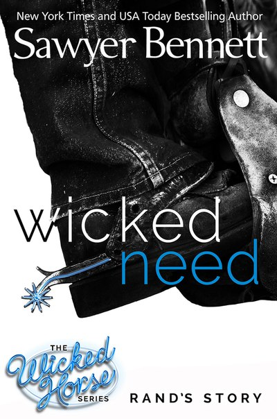 Wicked Need (The Wicked Horse #3)