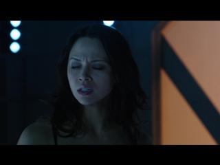 Melanie Liburd, Melissa O'Neil Sexy - Dark Matter (2016) s02e01 (1080p)