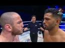 Джабар Аскеров vs Яссин Байтар. К сожалению Джабар уступил в этом бою