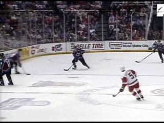 NHL 1996/1997, Кубок Стэнли, 1/2 финала, Colorado Avalanche vs Detroit Red Wings, Матч №3