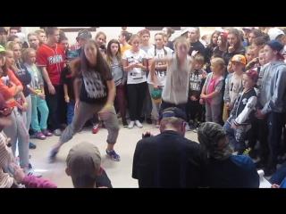 ZARUBA III | Freestyle contest | 1 November/Анюта/Hip-hop