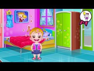 В гостях у малышки Хейзел. Развивающий мультфильм для детей. A visit to the baby Hazel