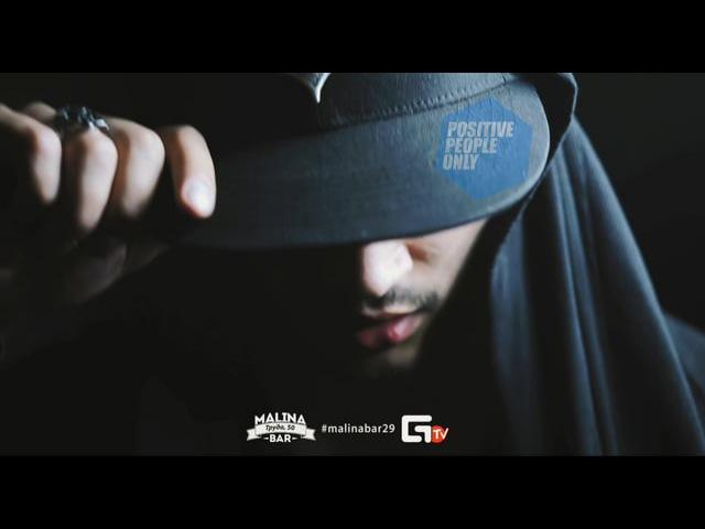 MALINA.BAR - POSITIVEPEOPLEONLY - DJ MOROZ (ARKH) 08.08.2015 TEASER