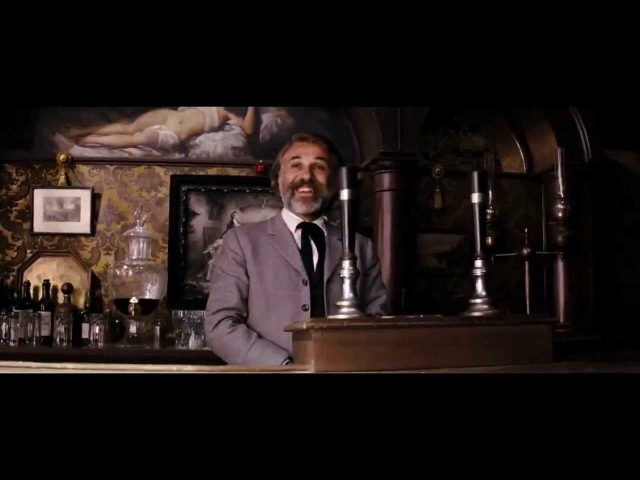 Django Unchained - John Legend - Who Did That To You Music Video HD