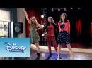 Naty, Fran y Cami cantando A mi lado   Momento Musical   Violetta