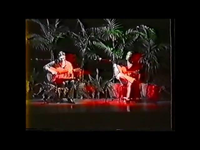 Paco De Lucia Al Di Meola John McLaughlin in Sidney