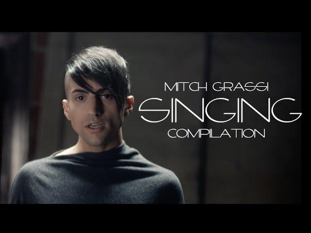 Mitch Grassi Singing Compilation