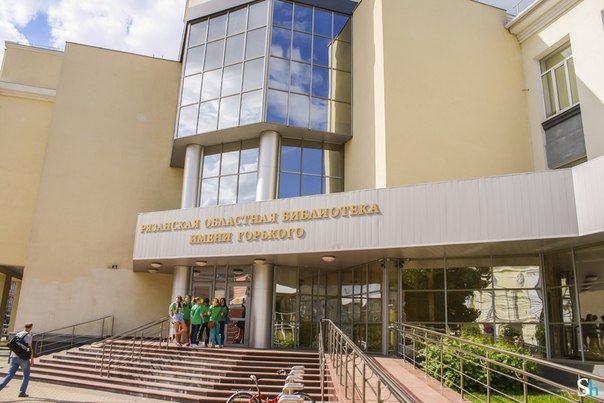 монтаж библиотека имени горького город рязань фото палец кроме большого