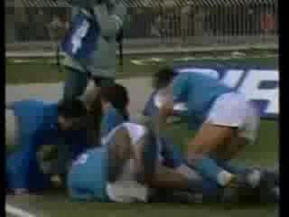 Un Gamin en Or - Maradona vs. Lazio (gol olimpico)