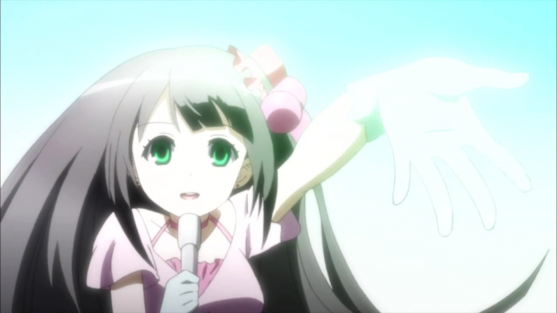 AnimeInMinsk Miss Monochrome The Animation ТВ 2 10 Мисс Монохром 2 сезон 10 серия MeLarie