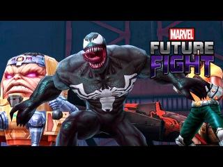 Hodgepodgedude играет Marvel Future Fight #11