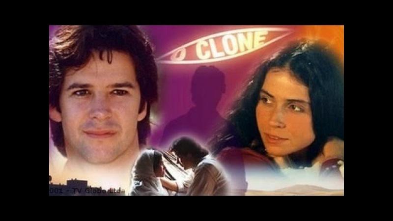 Клон / O Clone - Серия 30 из 250 (2001-2002) Сериал