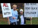 Yale lives matter ... (ᴛʜᴇ ᴇɴᴅ ᴏғ ʀᴀᴄɪsᴍ) (ǝƃǝlloɔ ǝǝɹɟ)