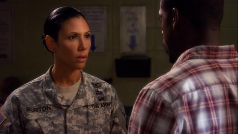 Армейские жены 6 сезон 22 серия