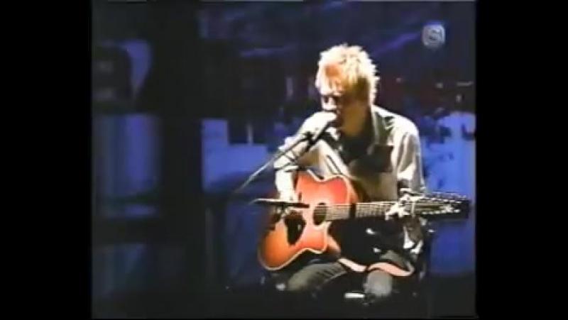 RADIOHEAD Street Spirit fade out acoustic at Liquid Room Shinjuku Japan June 24 1995