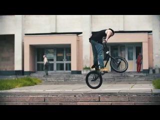 Shurva Edit / Kink BMX / Street Market / 2014