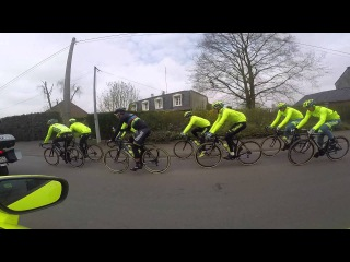 Paris-Roubaix Recon - 8 Apr 2016